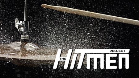 HiHat hit water + logo Hitmen
